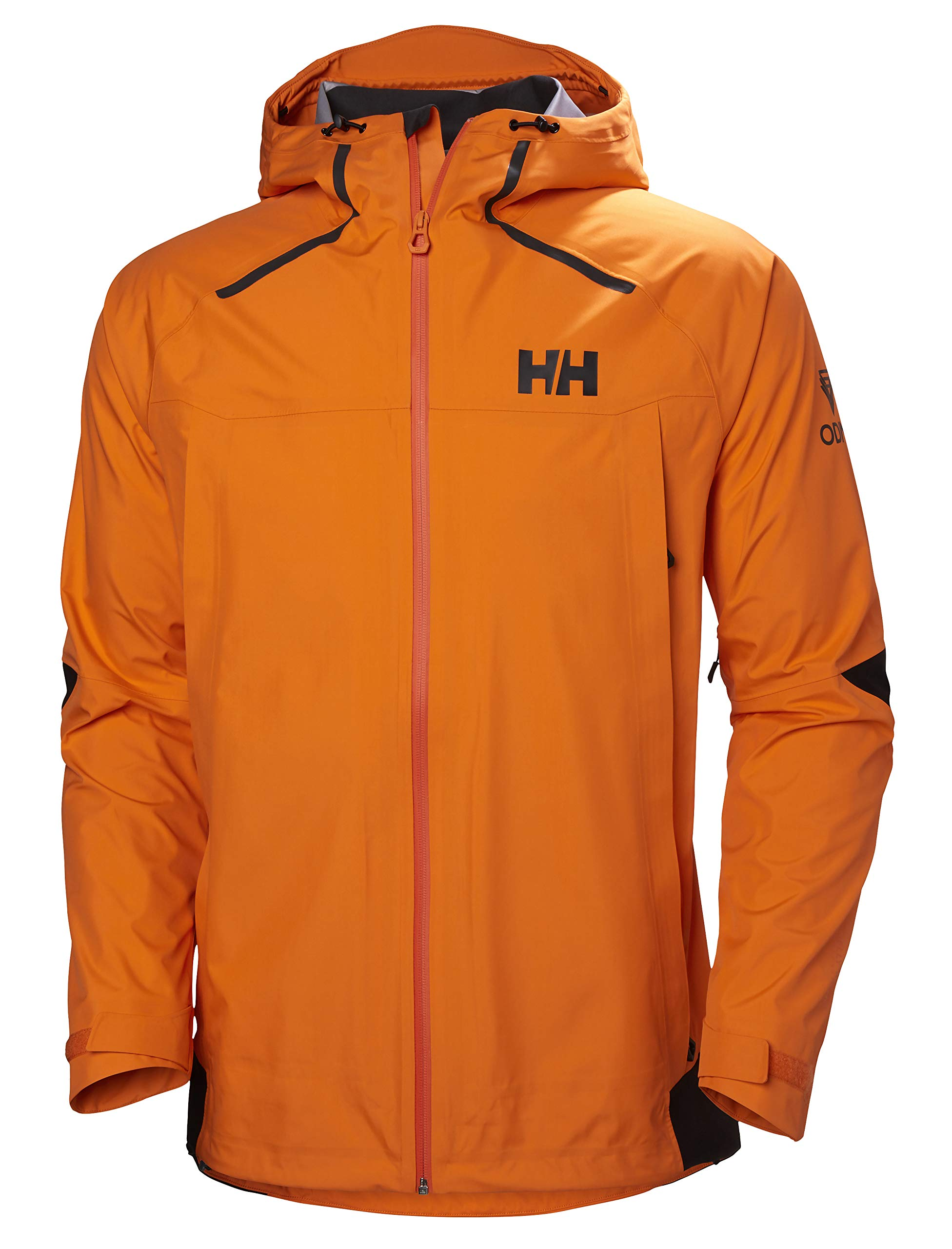 Helly Hansen Men's Loke Waterproof Windproof Breathable Adventure Hiking Rain Jacket with Hood