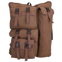 4K Canvas Drawing Board Bag,Artist Portfolio Backpack Bag Multi-Functional Sketchpad Art Bag for Drawing Sketching Painting