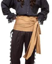 ThePirateDressing Pirate Medieval Renaissance Halloween Costume Large Sash