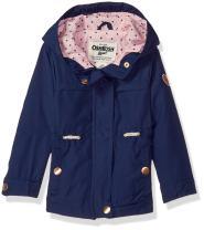 Osh Kosh Baby Girls Lightweight Anorak Jacket