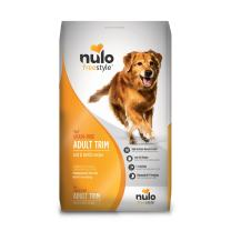 Nulo Grain Free Healthy Weight Dry Dog Food with BC30 Probiotic, Cod and Lentils Recipe - 4.5, 11, or 24 lb Bag