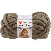 Red Heart Irresistible E848.7325 Yarn, Taupe