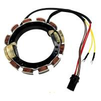 JETUNIT Stator 3 Cyl 9Amp For Johnson Evinrude 60-65-70 HP 1989-1993 584766 584236 583779 763762 173-4766