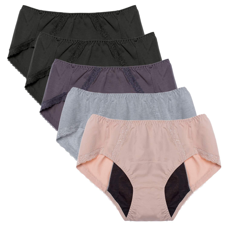 Intimate Portal Period Panties Leak Proof Menstrual Underwear Women Tweens Girls