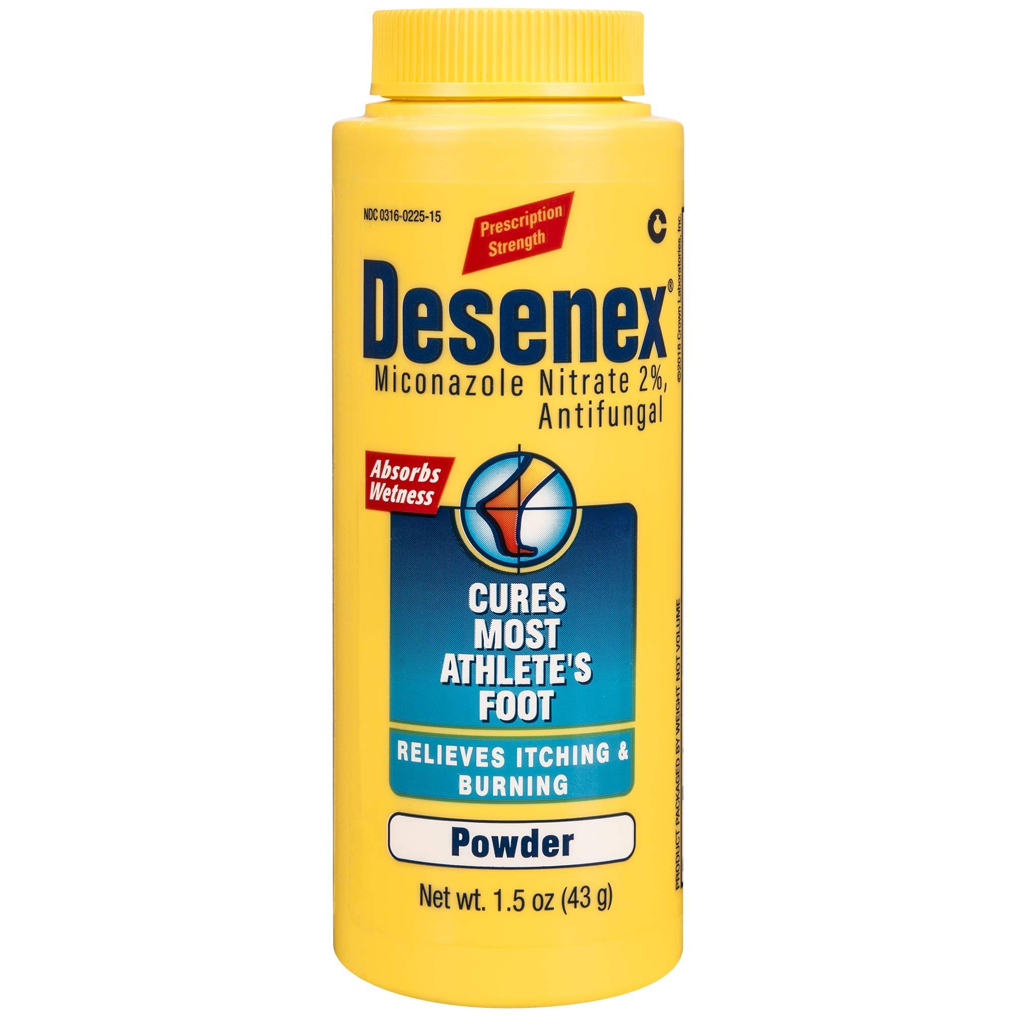 Desenex Athlete's Foot Shake Powder, 1.5 Ounce