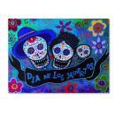 Amando Familia by Prisarts, 18x24-Inch Canvas Wall Art