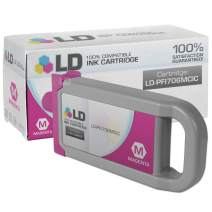LD Compatible Ink Cartridge Replacement for Canon PFI-706M (Magenta)
