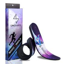Absorbs 70% of Impact Energy Effectively,Boot Insoles for Men Work,Shock Absorbing Insoles for Women,Heavy Duty Support,Best Gifts for Dad/Mom M