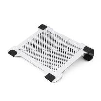 """ORICO Laptop Cooling Pad Stand with USB Powered Fan at 3000±10% RPM Aluminum Radiator for MacBook Air Pro 14-17"""" Notebook"""