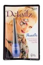 Mehron Makeup Detailz Face & Body Paint (.17 oz) (Blue)