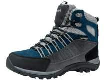 riemot Womens Mens Waterproof Hiking Boots Lightweight Outdoor Trail Walking Trekking Boot