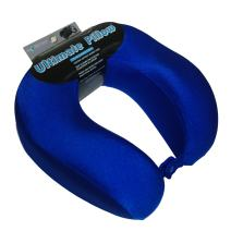 World's Best Cushion-Soft Memory Foam Neck Pillow, Cobalt