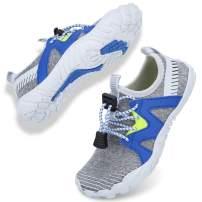 Kids Water Shoes Toddler Girls Boys Quick Dry Non-Slip Barefoot Aqua Sock for Beach Swim Walking Athletic