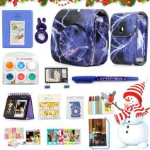 Gvirtue Thanks Giving Gift 20 in 1 Accessories Bundles for Fujifilm Instax Mini 8 8+ 9 Instant Camera (Lightning)