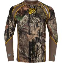 Scent Blocker 1.5 Performance Long Sleeve Shirt - Mossy Oak Country
