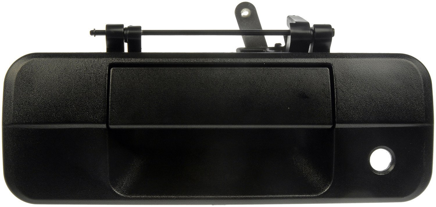 Sentinel Parts Exterior Black Tailgate Handle for 2007-2013 Toyota Tundra 69090-0C040