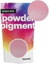Hemway | Epoxy Dye Powder Pigment - Metallic Rose Gold / 100g