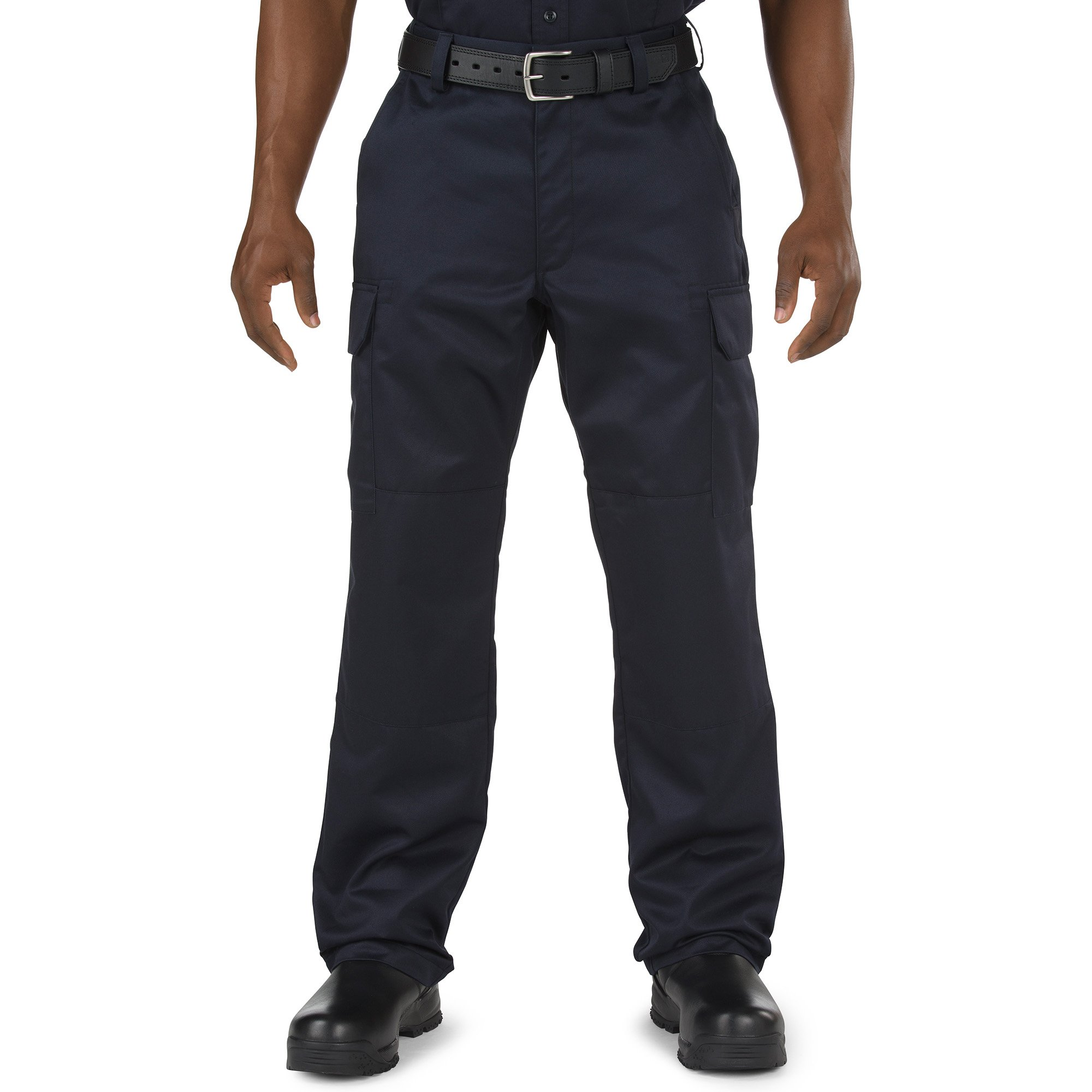 5.11 Men's Big & Tall Company Cargo Work Uniform Operator Unhemmed Tactical Pants with 100% Cotton Twill, Style 74399L