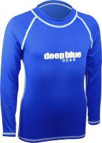 Deep Blue Gear Kids Long Sleeve Rashguard,
