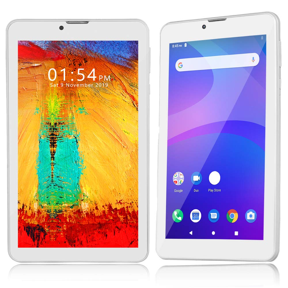 Indigi 7-inch 4G LTE 2-in-1 Unlocked Official Android Pie OS TabletPC & Smartphone, AT&T/T-Mobile