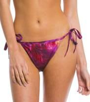 Kiniki Amalfi Purple Tan Through Tie Side Bikini Tanga