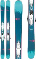 Rossignol Sassy 7/Xpress 10 Ski Package Womens