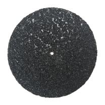 """Mercer Industries 407016 Floor Sanding Edger Disc, Silicon Carbide, Cloth Back, 7"""" x 5/16"""" Hole, Grit 16X, 50 Pack"""