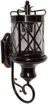 "Trans Globe Lighting Trans Globe Imports 5121 ROB Nautical Three Light Wall Lantern from Chandler Collection Dark Finish, 28.8"" x 14.5"" x 10.8"", Rubbed Oil Bronze"