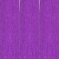 Just Artifacts Premium Crepe Paper Rolls - 8ft Length/20in Width (Set of 3, Color: Royal Purple)