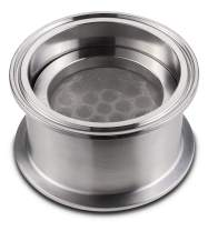 BVV 3 Inch 304 Stainless Steel Tri-Clamp Filter Plate