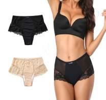 Intiflower Womens Period Underwear Soft Breathable, Menstrual Period Panties Heavy Flow, Leakproof Underwear Briefs for Women