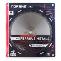 """Norske Tools NCSBI562 14"""" x 80T Industrial Metal Cutting Circular Saw Blade Made of Japanese Steel (LOW RPM SAWS ONLY)"""