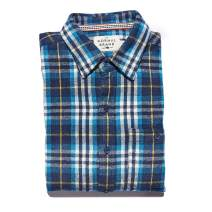 The Normal Brand Boone Heavy Brushed Twill Overshirt
