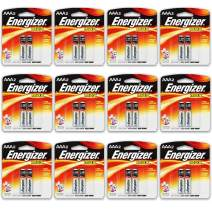 24 Count Energizer Max AAA Batteries - 12 Pack of 2 AAA2 Total of 24 Batteries, The Perfect Choice of Power for All AAA Battery Operated Devices