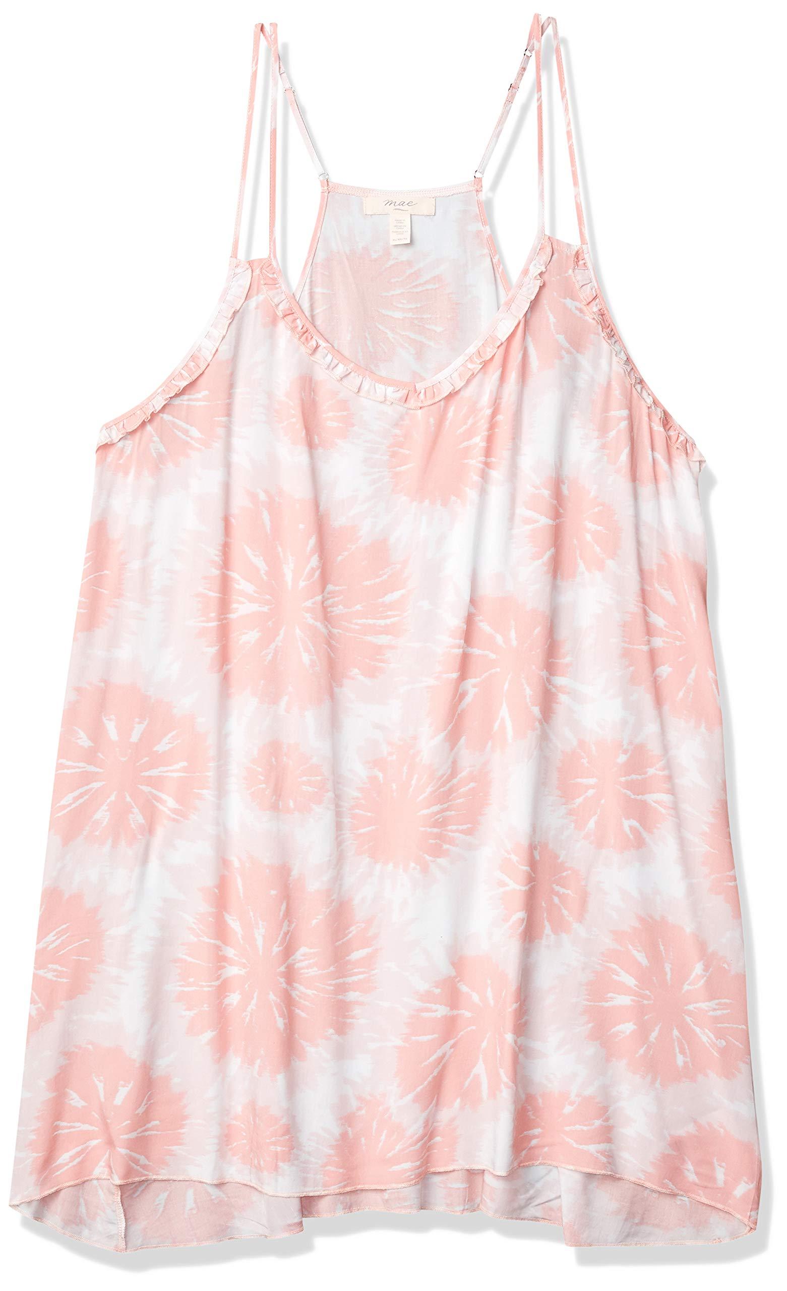 Amazon Brand - Mae Women's Sleepwear Printed Chemise Nightgown
