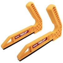 Fulton Power Grip V Style Push Stick with Foam Rubber Base and Extra Wide Body For Better Control 2 Pack