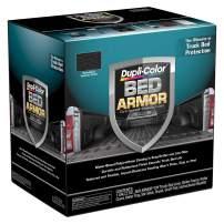 Dupli-Color BAK2010 Bed Armor DIY Truck Bed Liner with Bed Armor Kit,Black