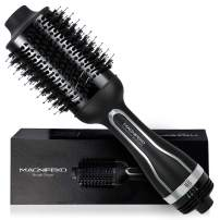 Hair Dryer And Styler Brush & Volumizer Professional Brush Hairdryer Hot Comb hair blower and styler for women and men