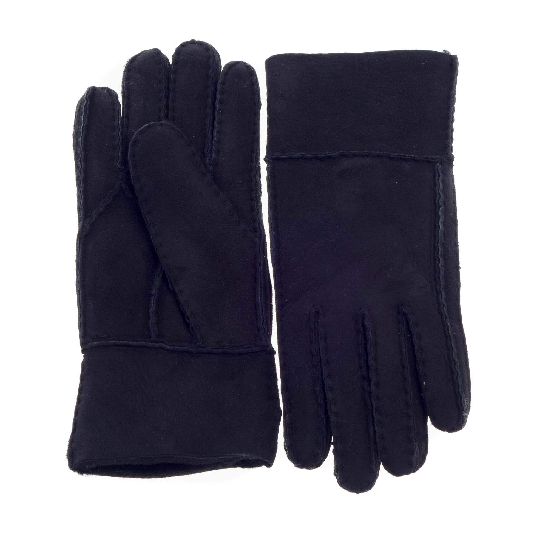 Surell Women's Sheepskin Shearling Glove - Winter Mittens - Cold Weather Clothing