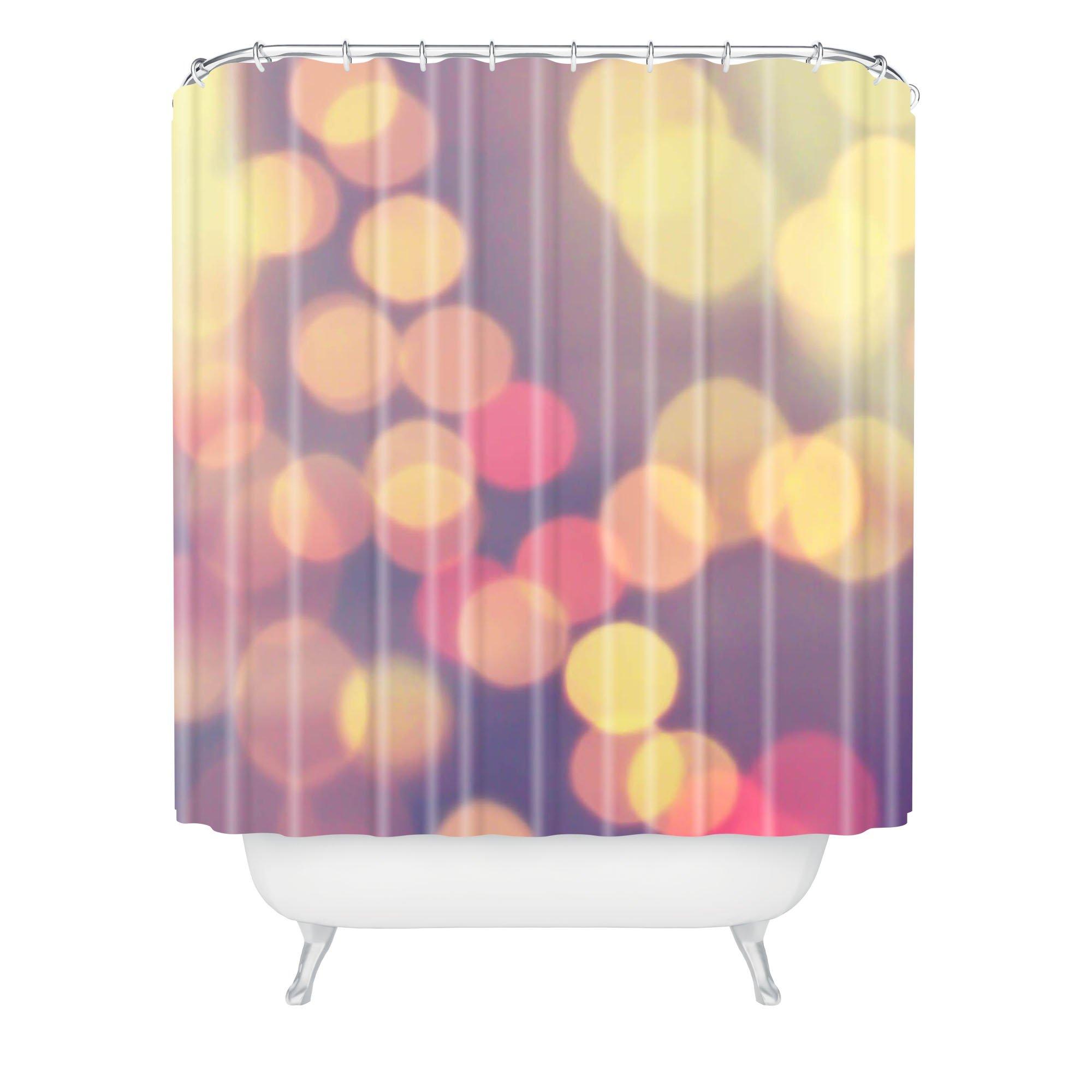 "Deny Designs Shannon Clark Sweet Dreams Shower Curtain, 69"" x 72"""