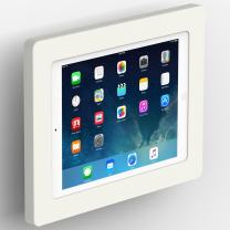 "VidaMount White Enclosure and Tilting VESA Slim Wall Mount [Bundle] Compatible with iPad 9.7 (5th / 6th Gen), Pro 9.7"", Air 1/2"