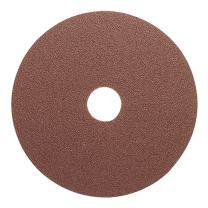 "Mercer Industries 302080 80 Grit Aluminum Oxide Resin Fiber Discs (25 Pack), 5 x 7/8"""