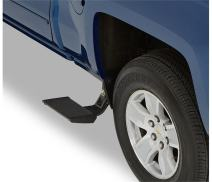Bestop 7541115 Trekstep, Side-Mount - 2007-2018 Toyota Tundra Crew Max (Fits Driver Side Only) - 5.5' Bed