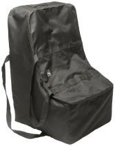J.L. Childress Universal Side-Carry Car Seat Travel Bag, Black