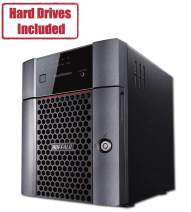BUFFALO TeraStation 3410DN Desktop 4 TB NAS Hard Drives Included
