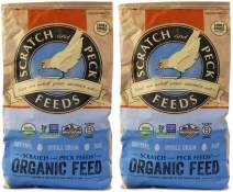 Organic Mini Pig Maintenance - Soy Free, Omega-3-Rich Nutrients, Non-GMO Project Verified - Scratch and Peck Feeds