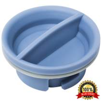 Ultra Durable 99002614 Dishwasher Rinse Aid Knob Replacement Part by Blue Stars - Exact Fit for Whirlpool Dishwashers