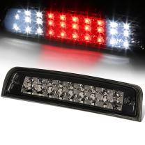 Smoked Housing Dual Row LED 3rd Third Tail Brake Light Reverse Lamp Replacement for Ram 1500 2500 3500 DS/DJ 09-10