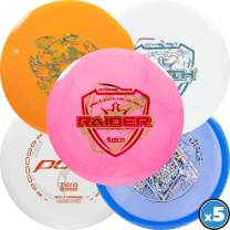 Dynamic Discs   Latitude 64   Westside Discs Misprint Pack   Disc Golf Starter Pack   Frisbee Golf Discs   Disc Golf Driver   Disc Golf Midrange   Disc Golf Putter