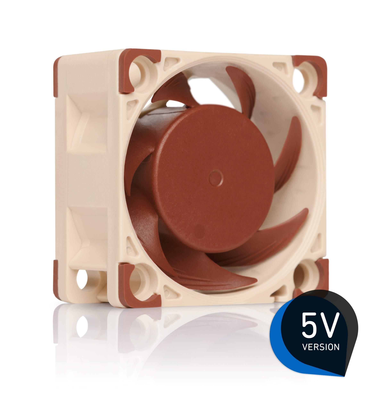 Noctua NF-A4x20 5V, Premium Quiet Fan, 3-Pin, 5V Version (40x20mm, Brown)